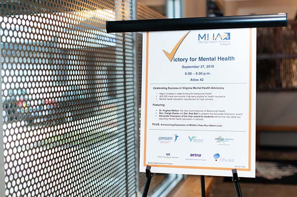 Victory for Mental Health 2018