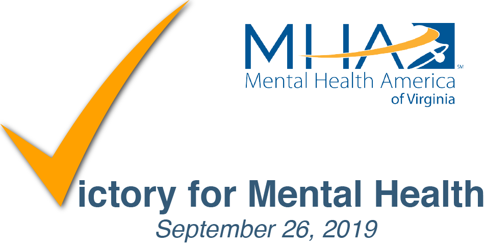 Victory for Mental Health 2019